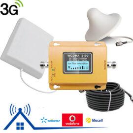 Комплект репитера Incell W10-3 2100МГцКомплект репитера Incell W10-3 2100МГц
