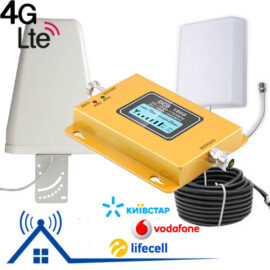 Комплект репитера Incell D10 -1 1800МГц