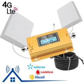 Комплект репитера Incell D10-2 1800МГц
