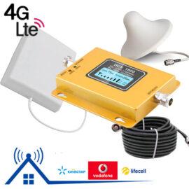 Комплект репитера Incell D10-3 1800МГц